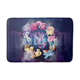 My Little Pony | Mane Six Seaponies - Believe Bath Mat