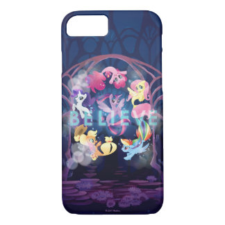 My Little Pony | Mane Six Seaponies - Believe iPhone 8/7 Case