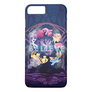 My Little Pony | Mane Six Seaponies - Believe iPhone 8 Plus/7 Plus Case