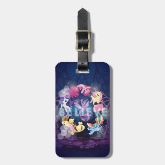 My Little Pony | Mane Six Seaponies - Believe Luggage Tag