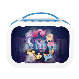 My Little Pony | Mane Six Seaponies - Believe Lunch Box