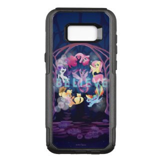 My Little Pony | Mane Six Seaponies - Believe OtterBox Commuter Samsung Galaxy S8+ Case