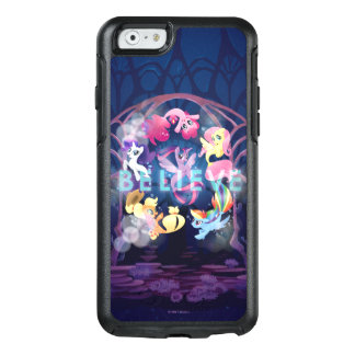 My Little Pony | Mane Six Seaponies - Believe OtterBox iPhone 6/6s Case