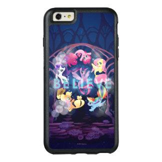 My Little Pony | Mane Six Seaponies - Believe OtterBox iPhone 6/6s Plus Case