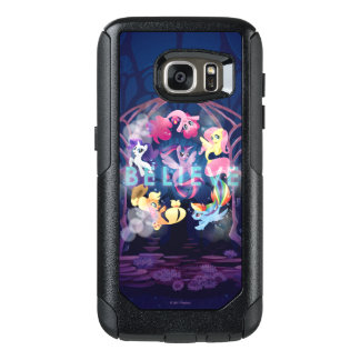 My Little Pony | Mane Six Seaponies - Believe OtterBox Samsung Galaxy S7 Case