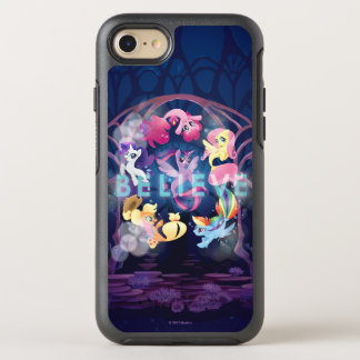 My Little Pony | Mane Six Seaponies - Believe OtterBox Symmetry iPhone 8/7 Case