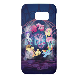 My Little Pony | Mane Six Seaponies - Believe Samsung Galaxy S7 Case