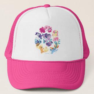 My Little Pony | Mane Six Seaponies - Believe Trucker Hat