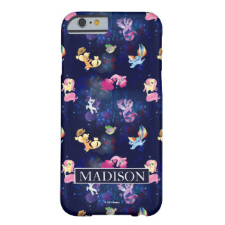 My Little Pony | Mane Six Seapony Pattern Barely There iPhone 6 Case