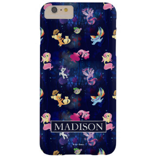 My Little Pony | Mane Six Seapony Pattern Barely There iPhone 6 Plus Case