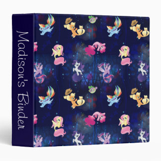 My Little Pony | Mane Six Seapony Pattern Binder