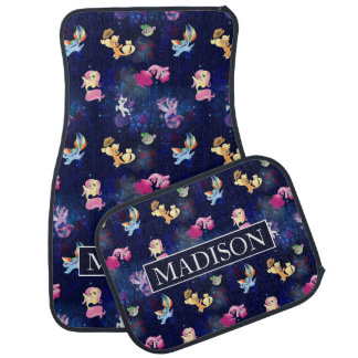 My Little Pony | Mane Six Seapony Pattern Car Mat