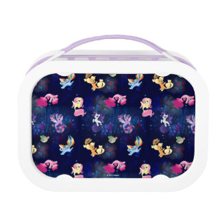 My Little Pony | Mane Six Seapony Pattern Lunch Box