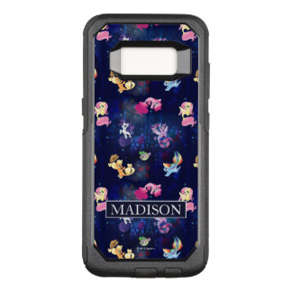 My Little Pony | Mane Six Seapony Pattern OtterBox Commuter Samsung Galaxy S8 Case