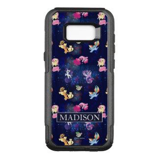 My Little Pony | Mane Six Seapony Pattern OtterBox Commuter Samsung Galaxy S8+ Case
