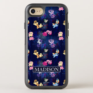 My Little Pony | Mane Six Seapony Pattern OtterBox Symmetry iPhone 8/7 Case