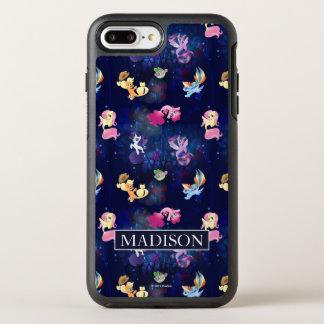 My Little Pony | Mane Six Seapony Pattern OtterBox Symmetry iPhone 8 Plus/7 Plus Case