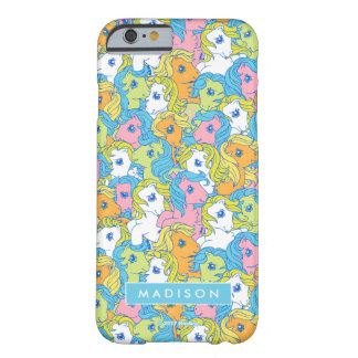 My Little Pony | Pastel Pattern Barely There iPhone 6 Case