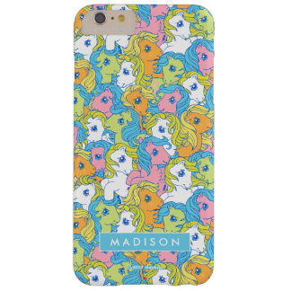 My Little Pony | Pastel Pattern Barely There iPhone 6 Plus Case