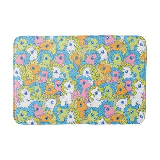 My Little Pony | Pastel Pattern Bath Mat