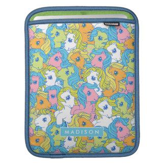My Little Pony   Pastel Pattern iPad Sleeve