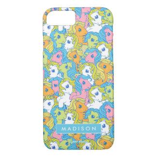 My Little Pony | Pastel Pattern iPhone 7 Case