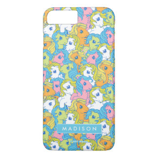 My Little Pony | Pastel Pattern iPhone 7 Plus Case