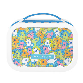 My Little Pony | Pastel Pattern Lunch Box