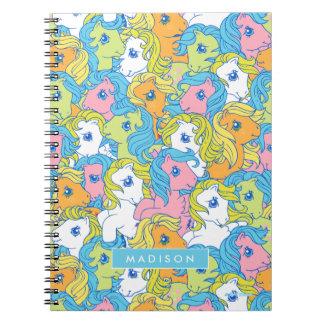 My Little Pony | Pastel Pattern Notebook