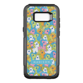 My Little Pony | Pastel Pattern OtterBox Commuter Samsung Galaxy S8+ Case