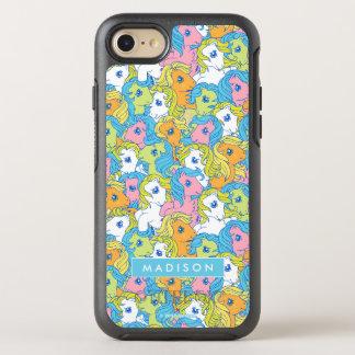 My Little Pony | Pastel Pattern OtterBox Symmetry iPhone 8/7 Case