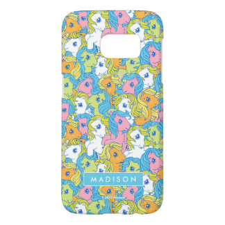My Little Pony | Pastel Pattern Samsung Galaxy S7 Case
