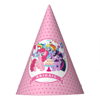 My Little Pony | Pink Birthday Party Hat