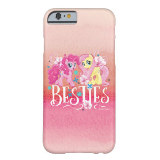 My Little Pony | Pinkie and Fluttershy - Besties Barely There iPhone 6 Case