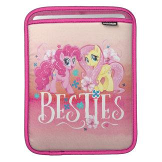 My Little Pony   Pinkie and Fluttershy - Besties iPad Sleeve
