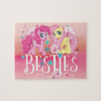My Little Pony | Pinkie and Fluttershy - Besties Jigsaw Puzzle
