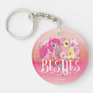 My Little Pony | Pinkie and Fluttershy - Besties Keychain