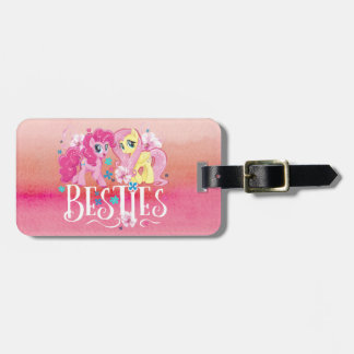 My Little Pony | Pinkie and Fluttershy - Besties Luggage Tag