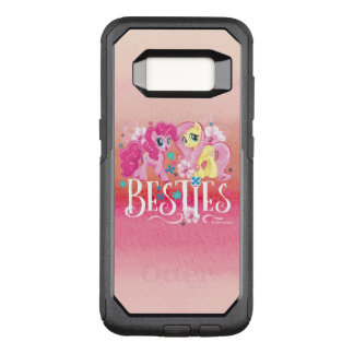 My Little Pony | Pinkie and Fluttershy - Besties OtterBox Commuter Samsung Galaxy S8 Case
