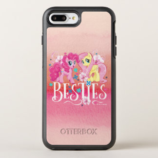 My Little Pony | Pinkie and Fluttershy - Besties OtterBox Symmetry iPhone 8 Plus/7 Plus Case