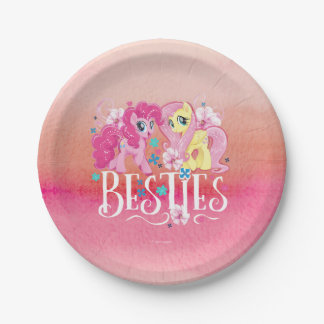 My Little Pony | Pinkie and Fluttershy - Besties Paper Plate
