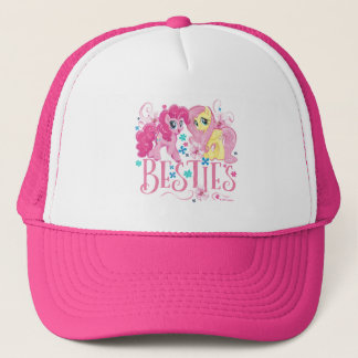 My Little Pony | Pinkie and Fluttershy - Besties Trucker Hat