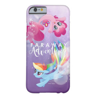 My Little Pony | Pinkie and Rainbow - Adventures Barely There iPhone 6 Case