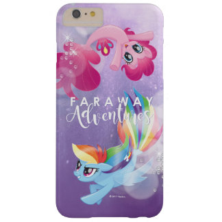 My Little Pony | Pinkie and Rainbow - Adventures Barely There iPhone 6 Plus Case