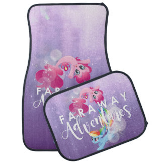 My Little Pony | Pinkie and Rainbow - Adventures Car Mat