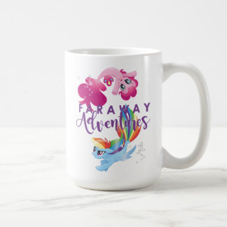 My Little Pony | Pinkie and Rainbow - Adventures Coffee Mug