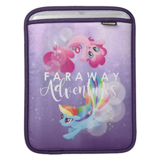 My Little Pony | Pinkie and Rainbow - Adventures iPad Sleeve