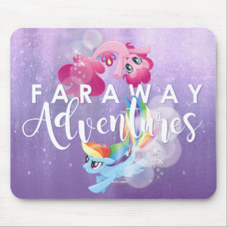 My Little Pony | Pinkie and Rainbow - Adventures Mouse Pad