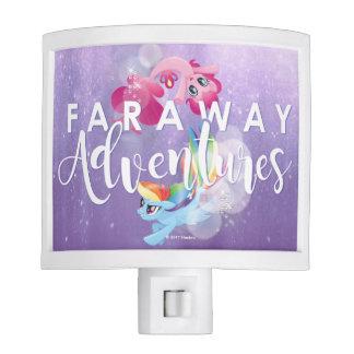 My Little Pony | Pinkie and Rainbow - Adventures Night Lights