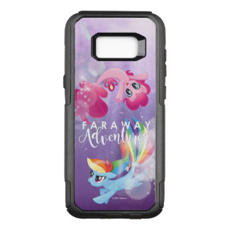 My Little Pony | Pinkie and Rainbow - Adventures OtterBox Commuter Samsung Galaxy S8+ Case